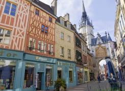 Centre ville d'Auxerre