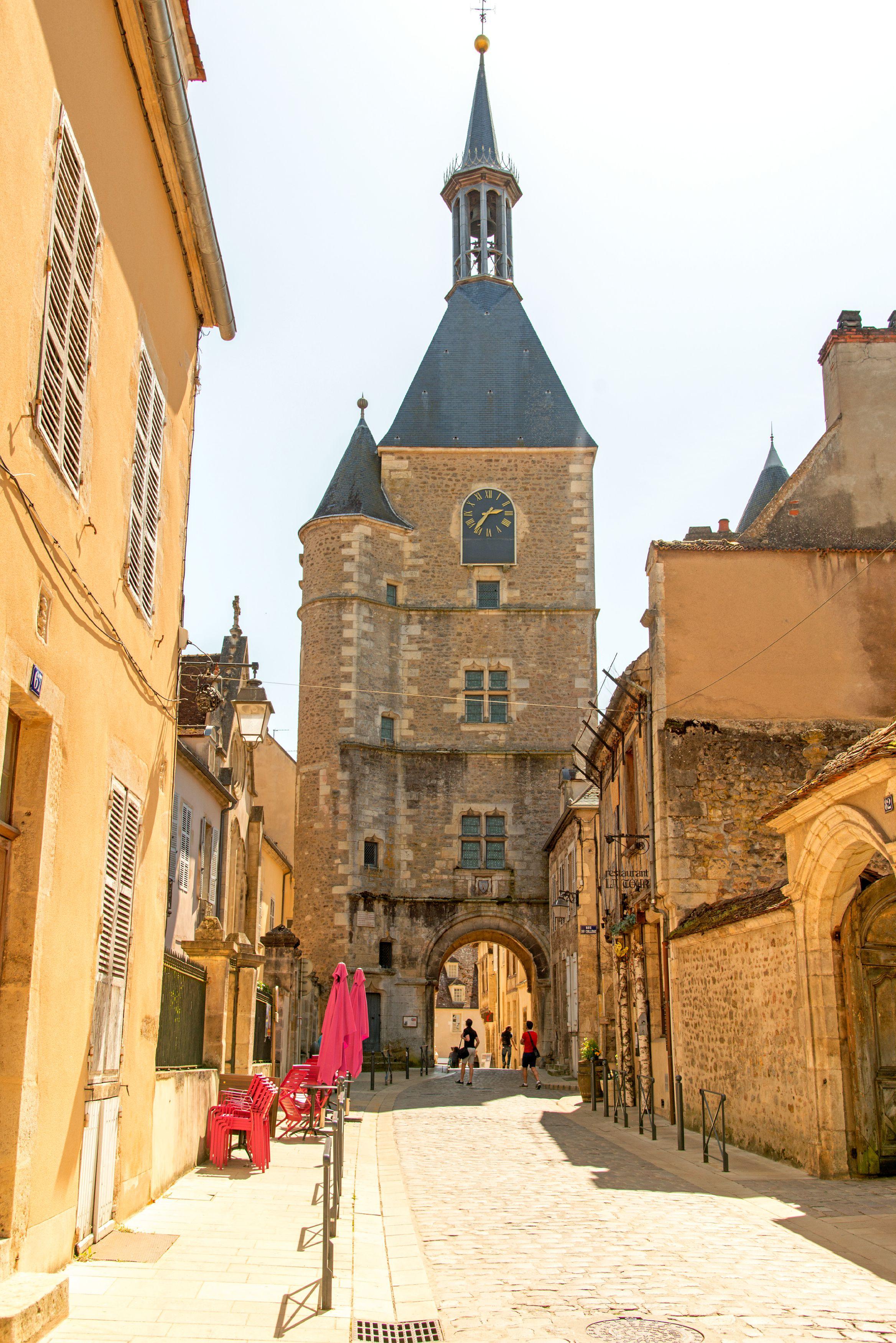 Tour de l'Horloge d'Avallon