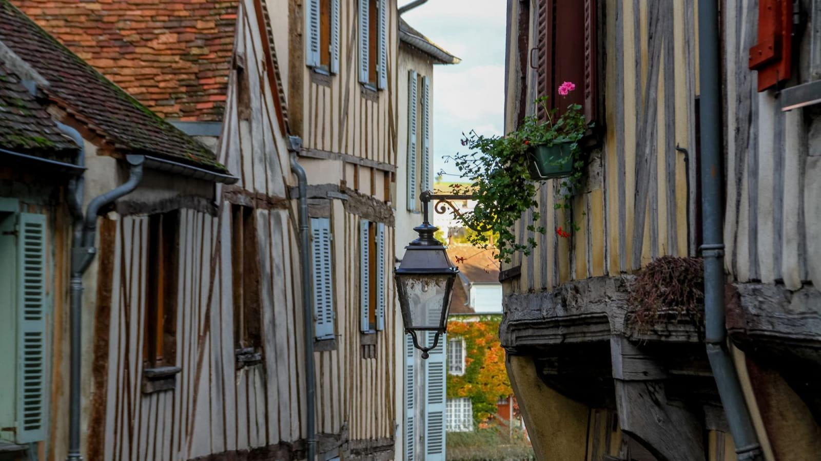City-breaks en Bourgogne