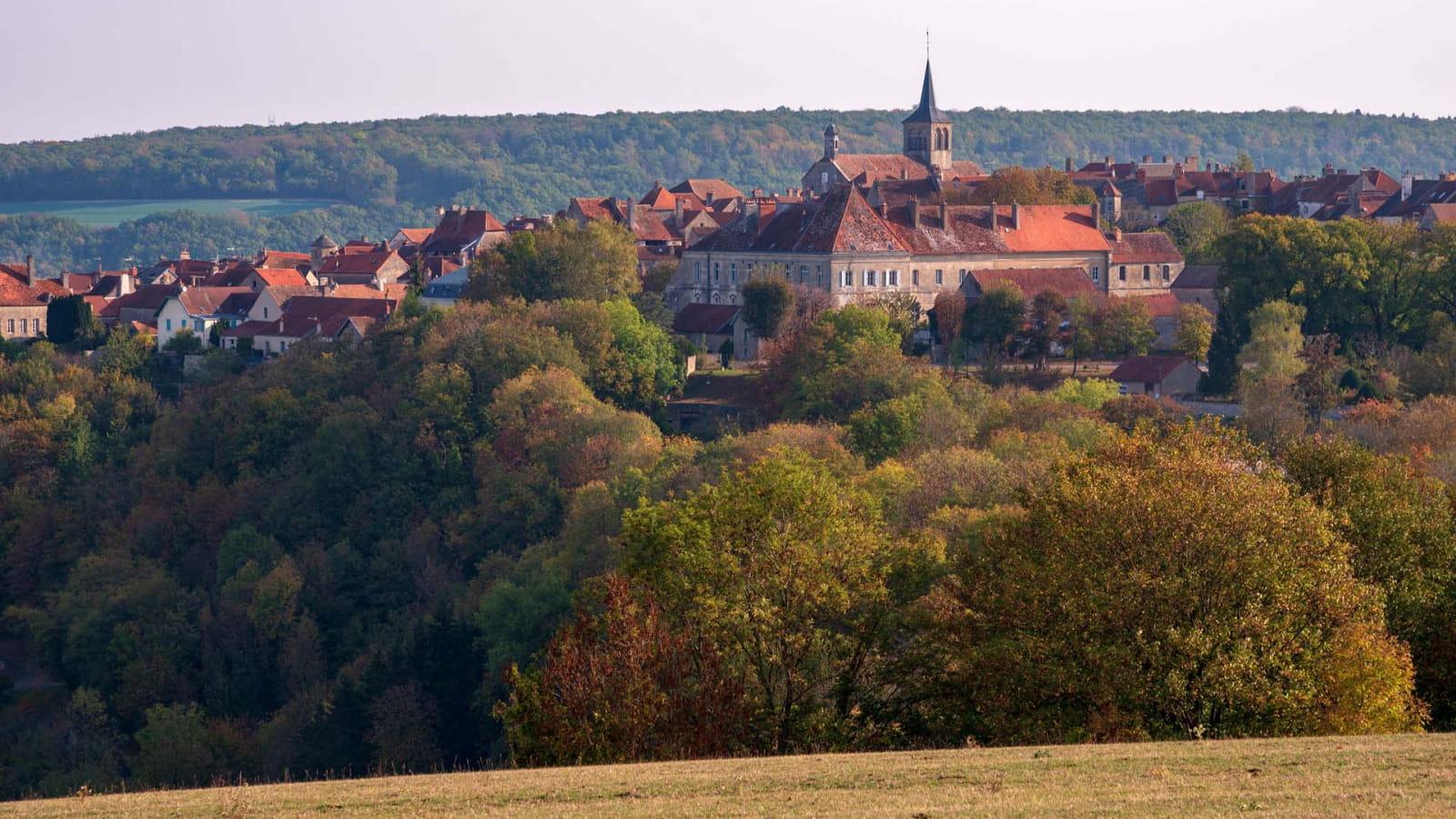 Un week-end dans l'Auxois : découverte du village de Flavigny