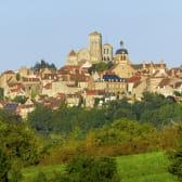 Vezelay et sa colline éternelle