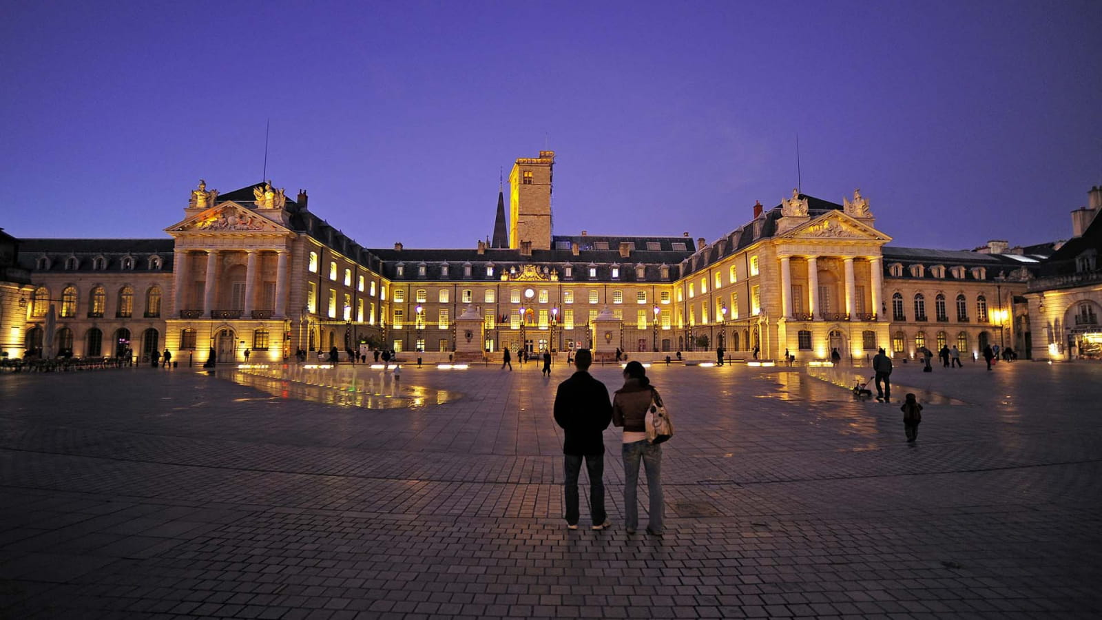 Week-end en amoureux à Dijon