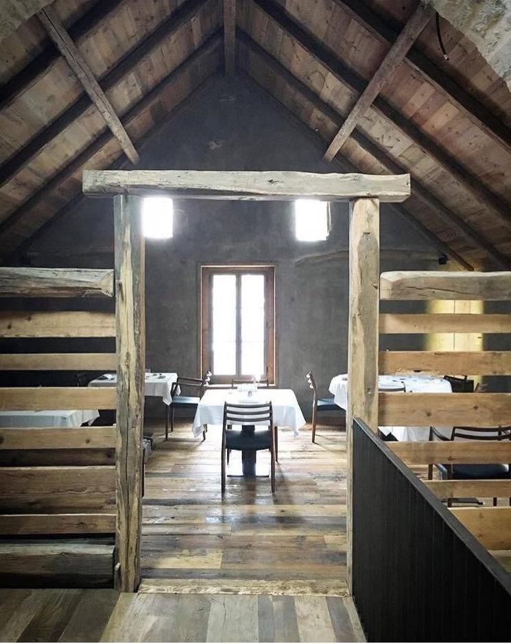 Salle de la Table d'Hôte