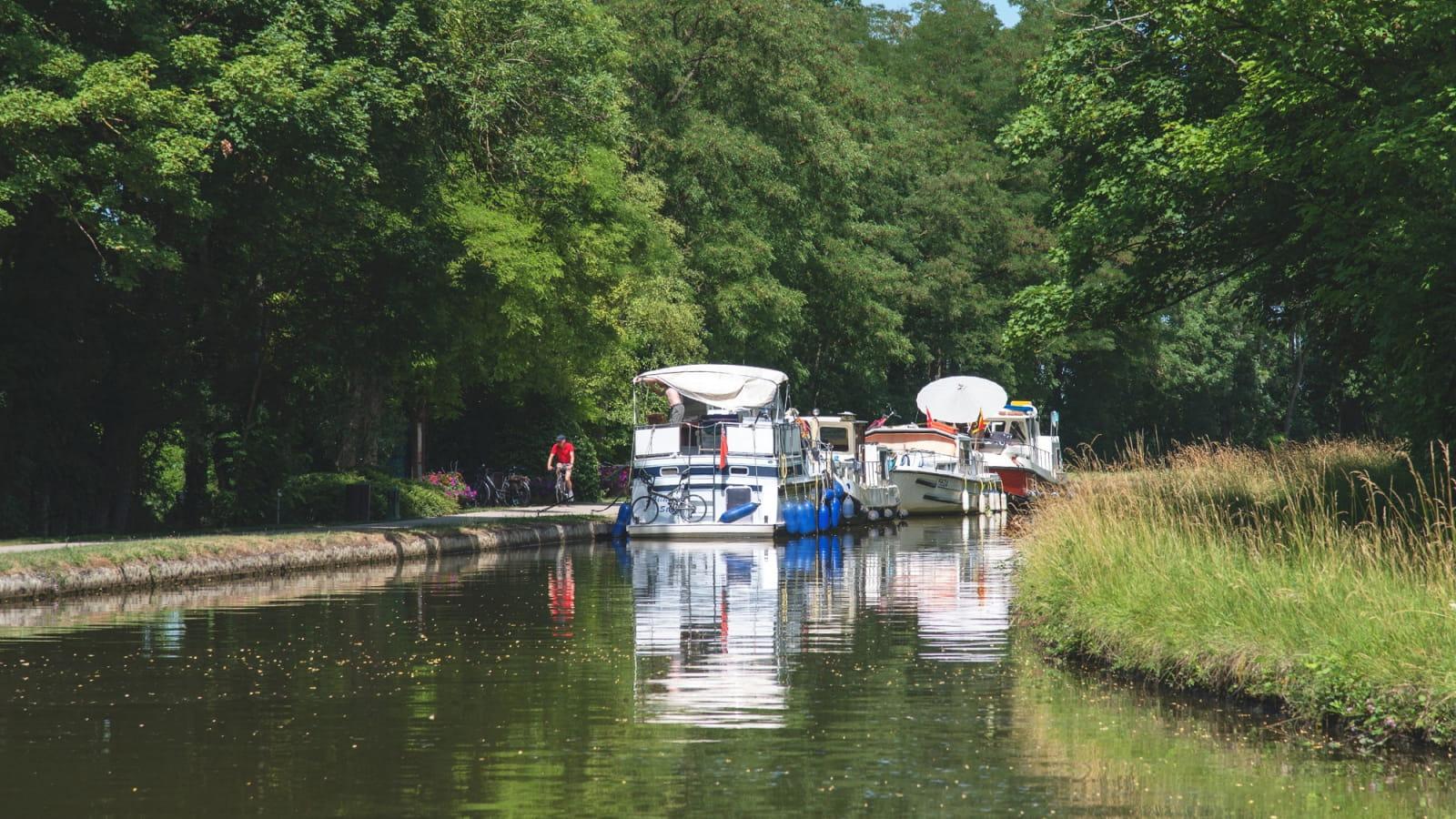 Canal du Centre - Santenay