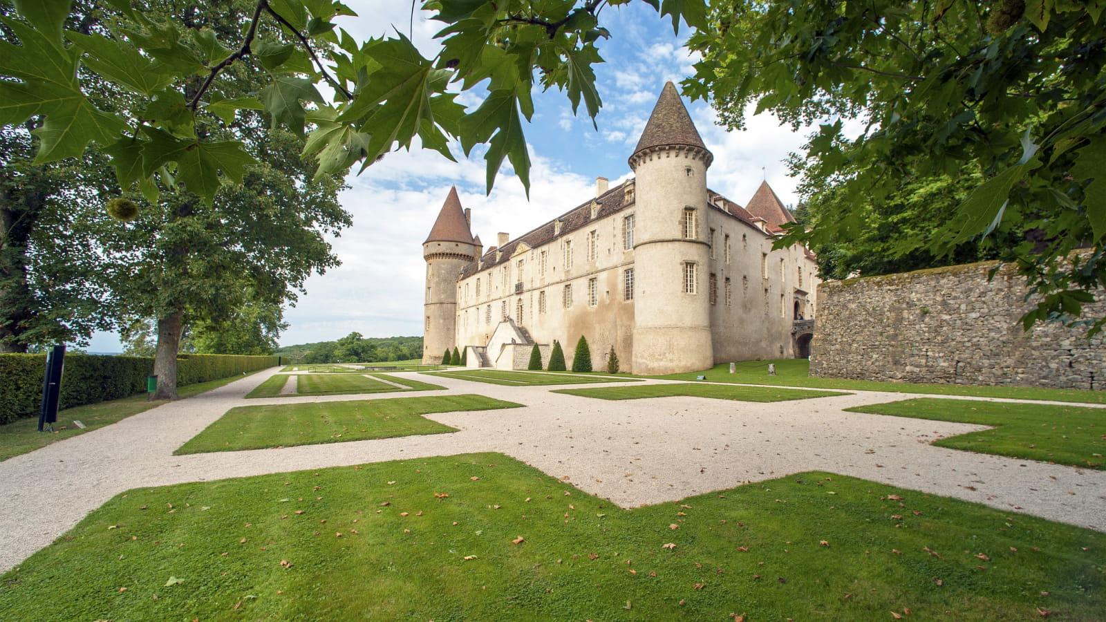 Le château de Bazoches
