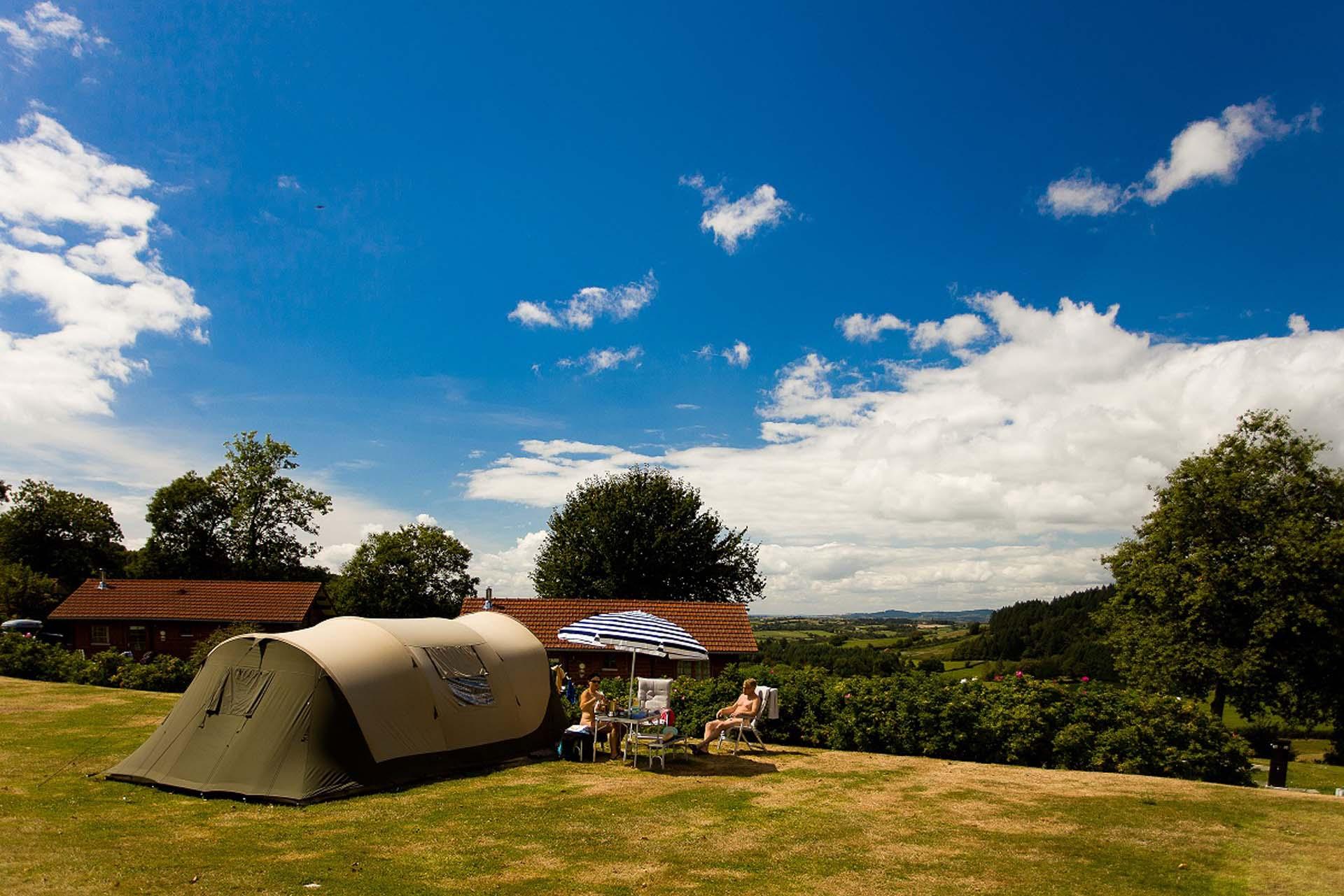 Camping naturiste la Gagère dans le Morvan