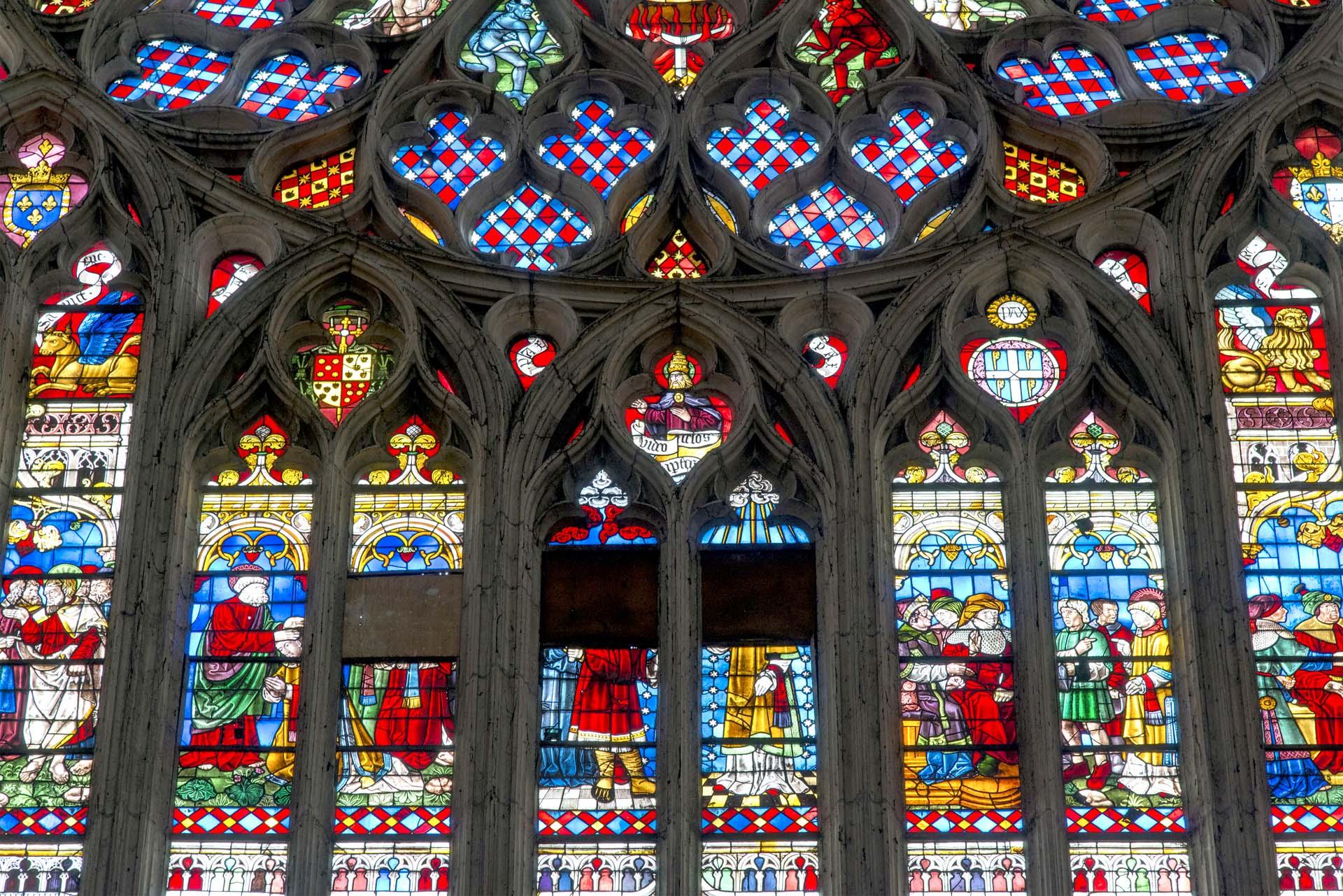 Cathédrale Saint Etienne de Sens