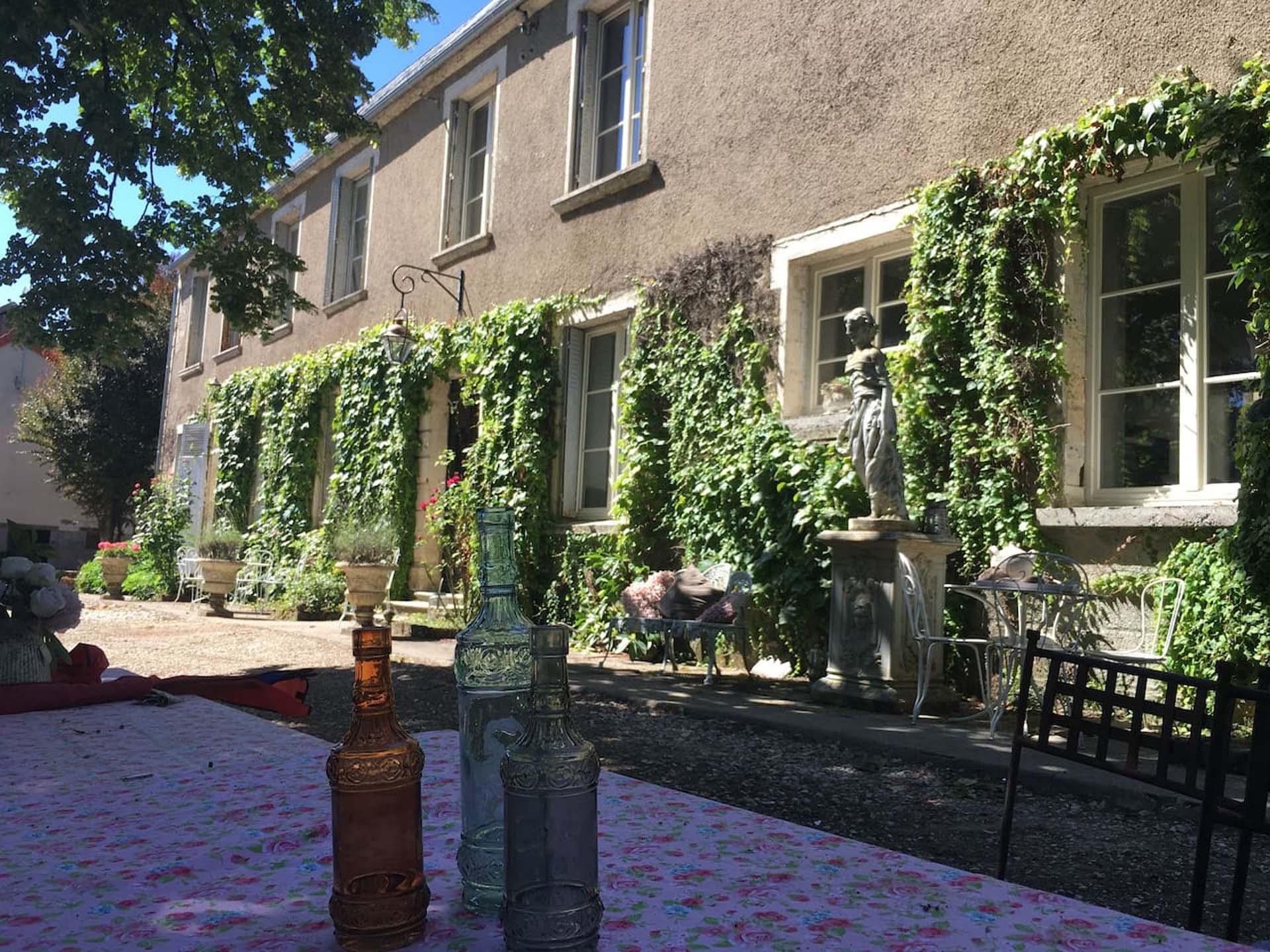 Chambres d'hôtes-domaine-dAlligny