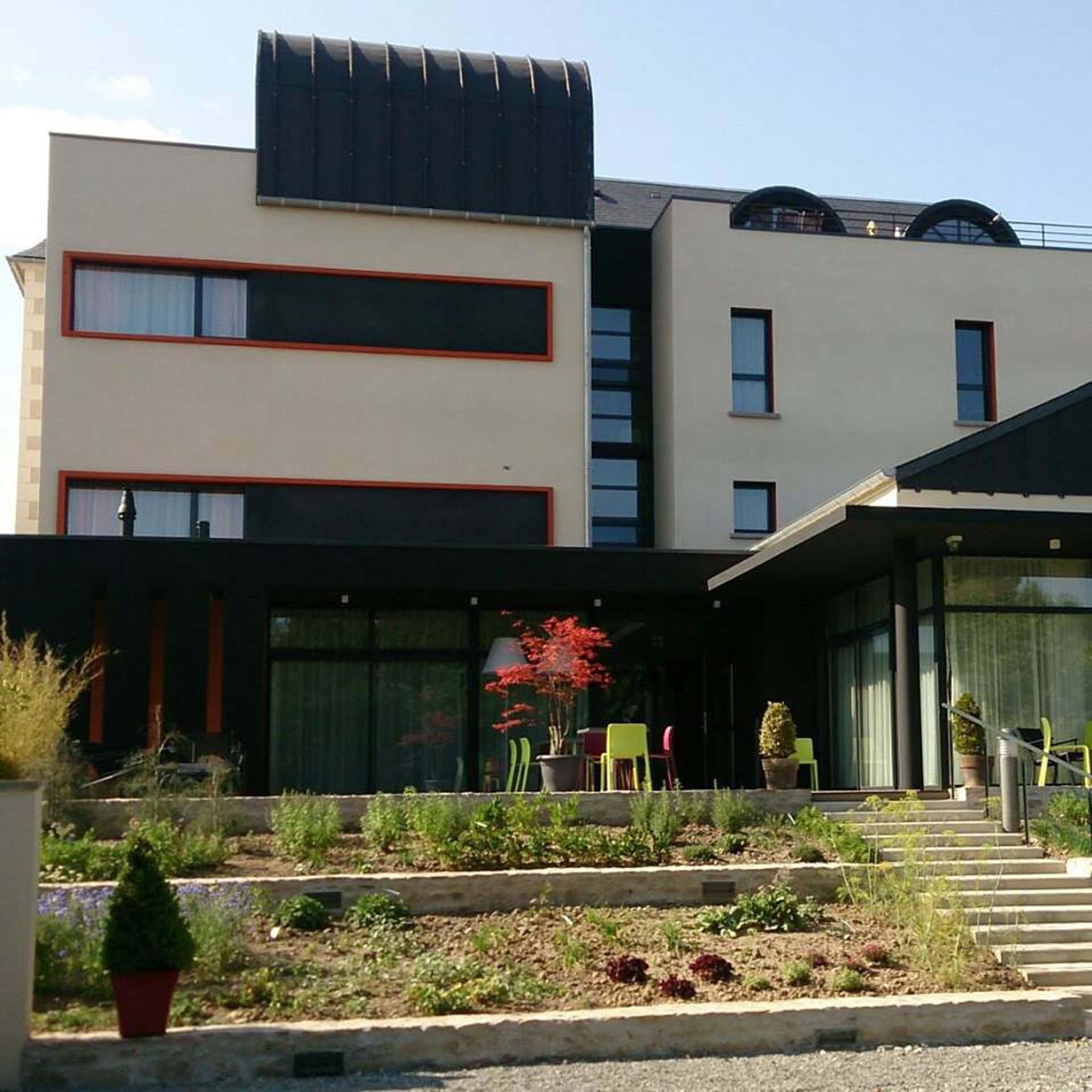 Hôtel du Morvan à Luzy