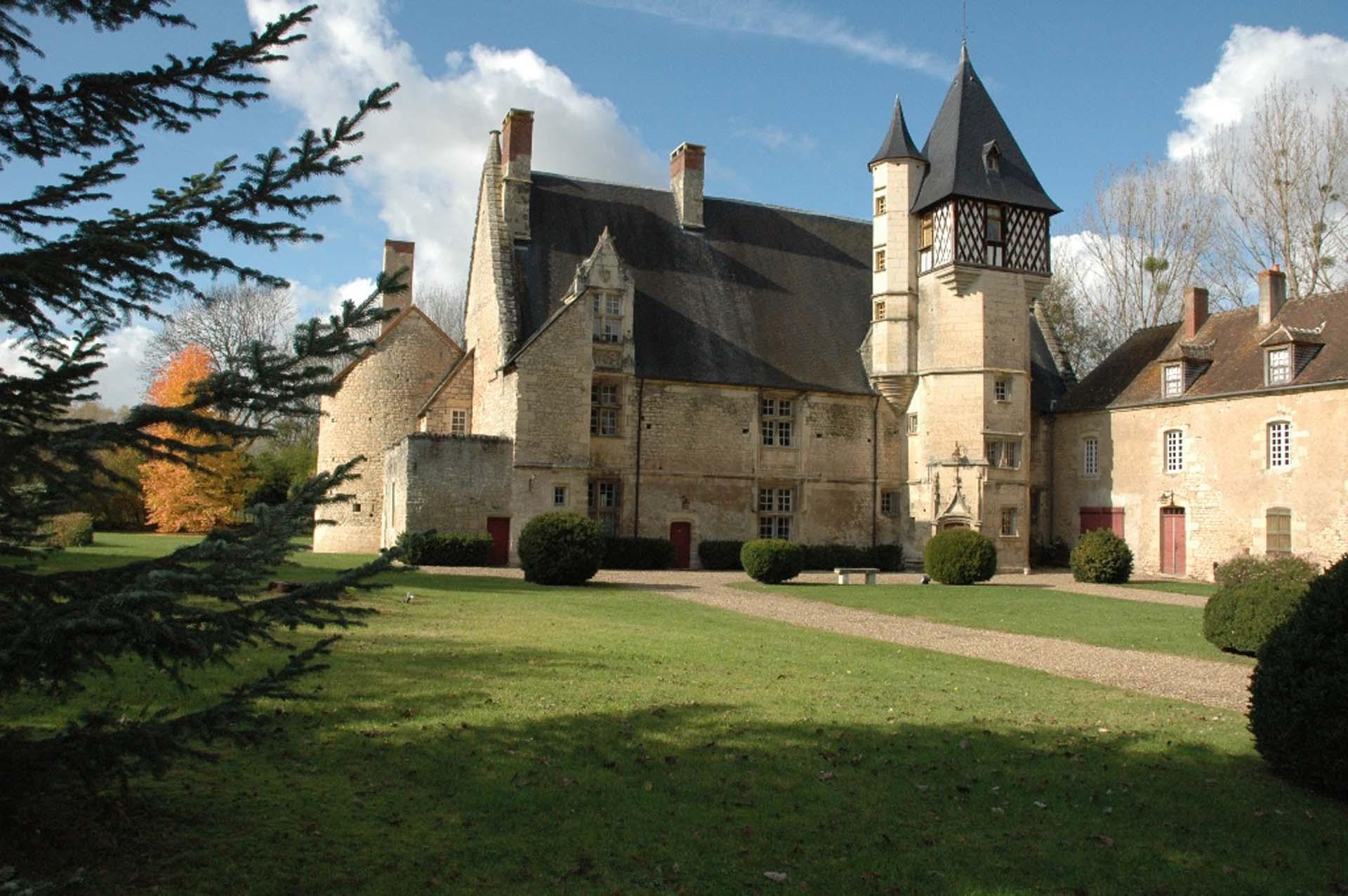 Le château de Villemanant