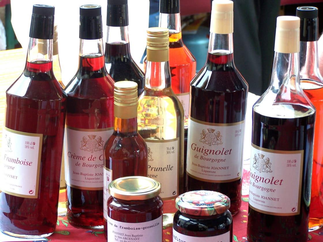 Liqueurs Joannet Jean-Baptiste