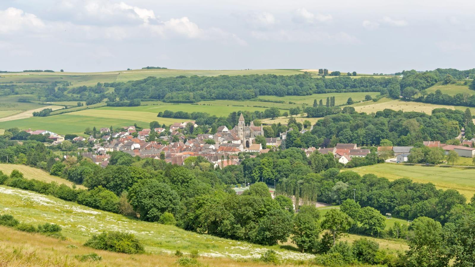 Village de Saint-Seine-L'Abbaye