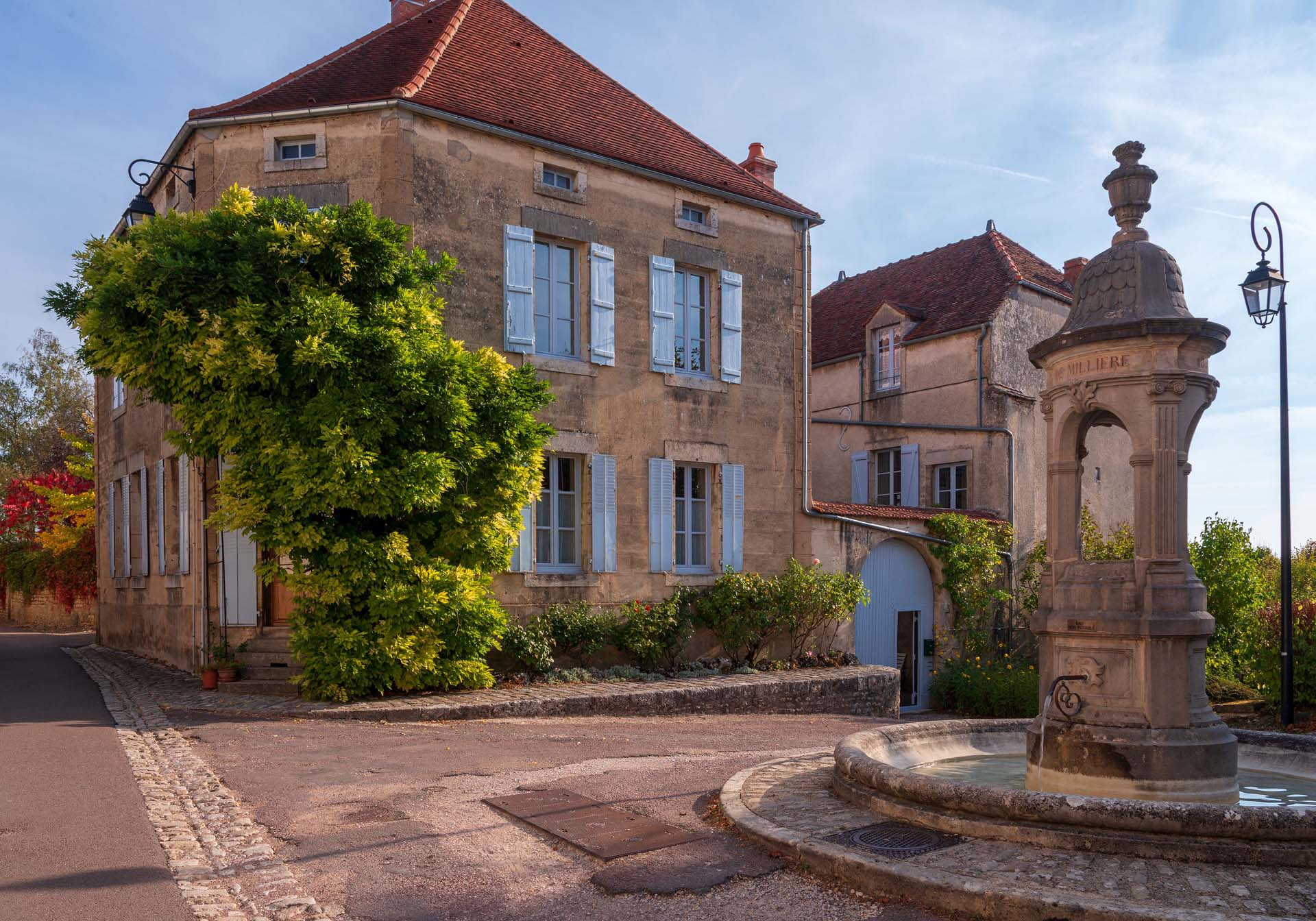 Village de Flavigny-sur-Ozerain
