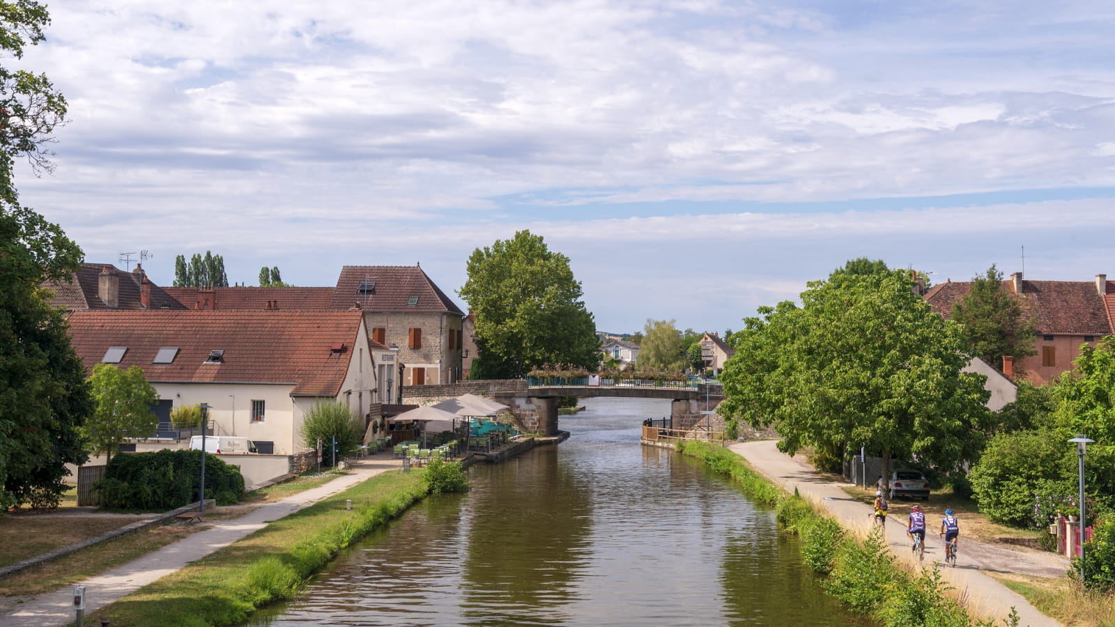 Canal du Centre / Saint-Léger-sur-Dheune