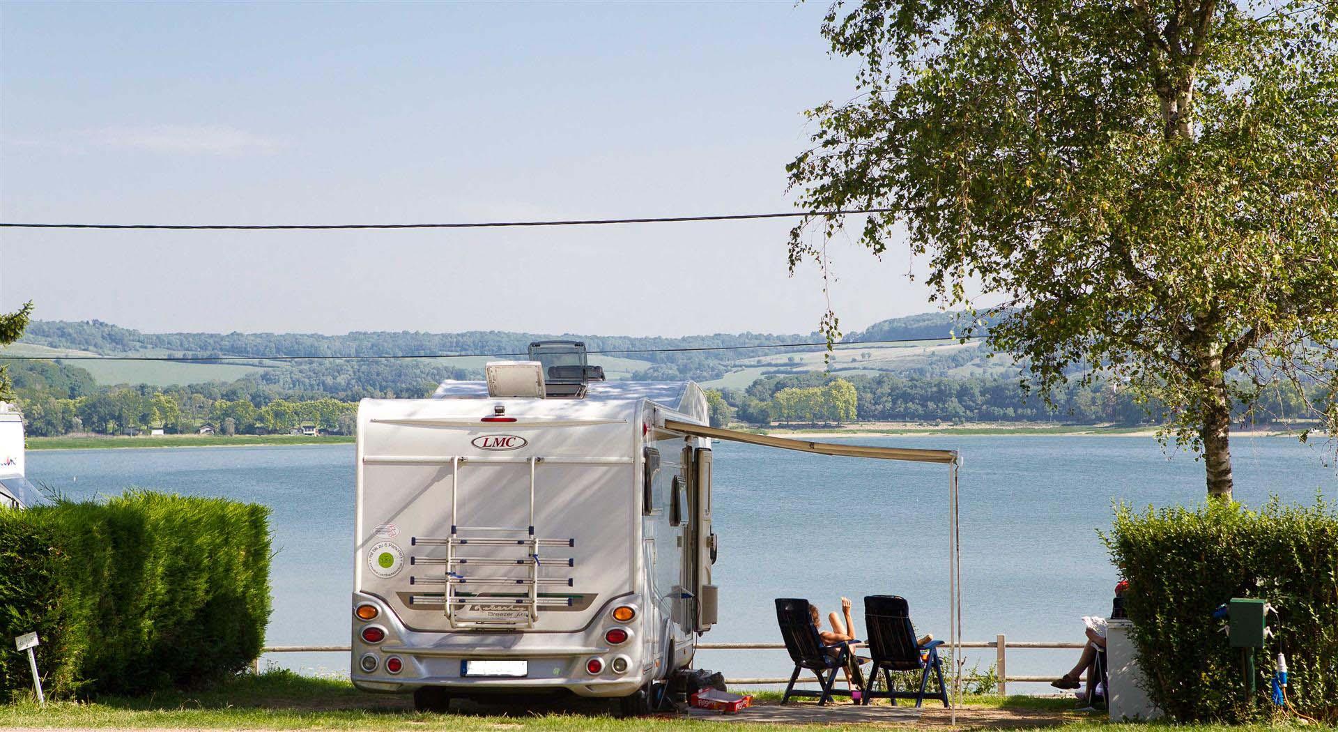 Le Camping de Panthier en Côte d'Or