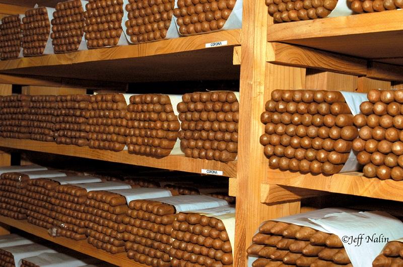 Fabrique de cigares en Sapone et Loire