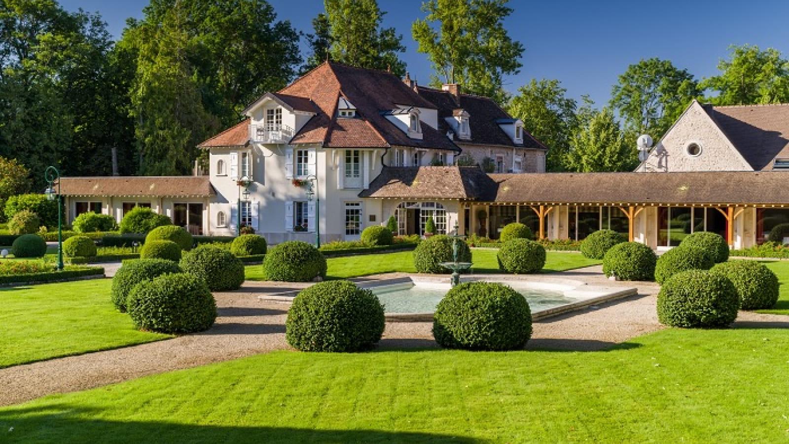 Hostellerie de Levernois-Bourgogne