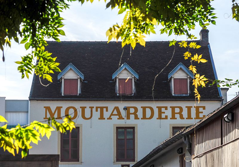 Moutarderie Fallot à Beaune