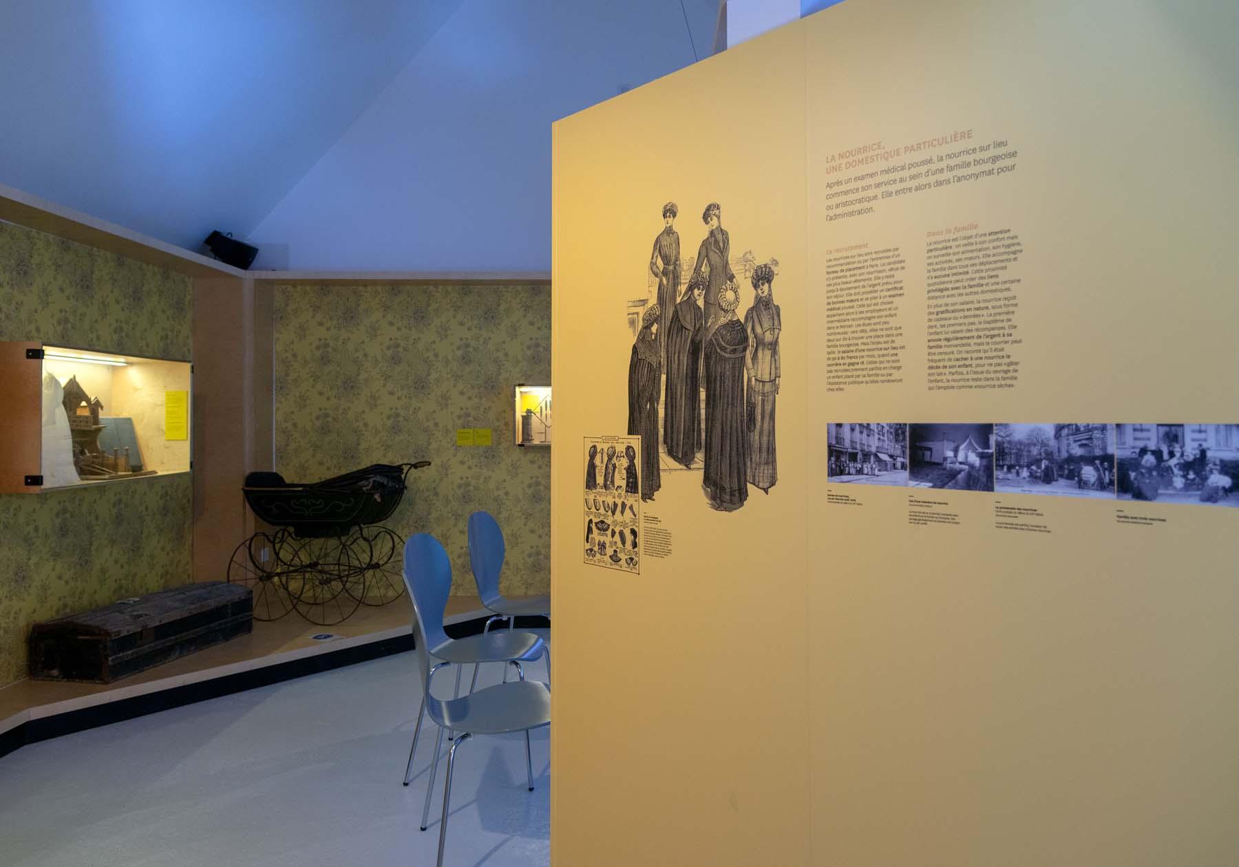 Musée des nourrices et des enfants de l'assistance publique