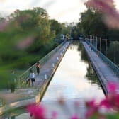 Pont canal de Digoin