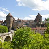 Ville médiévale de Semur-en-Auxois