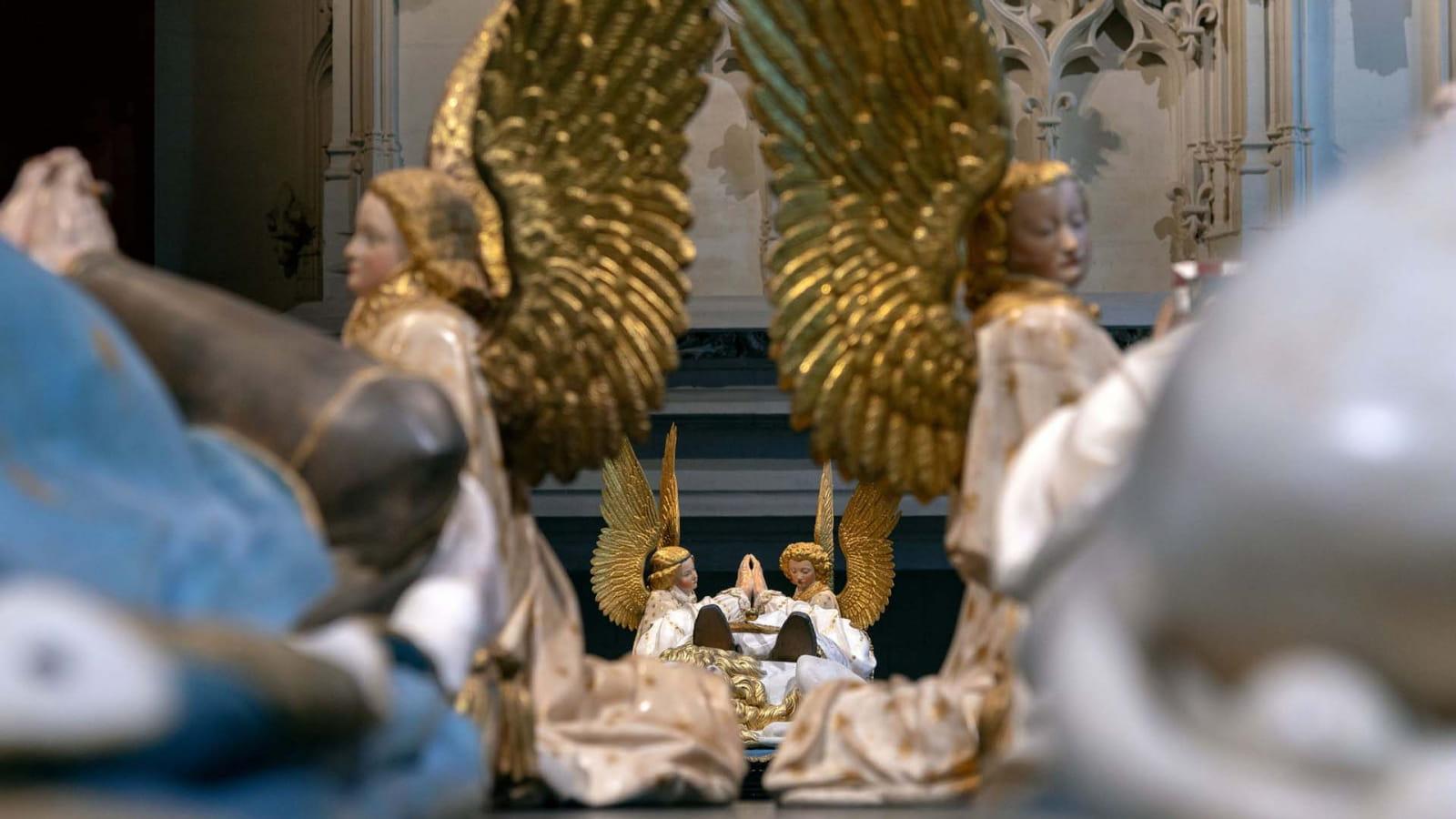 Tombeaux des Ducs de Bourgogne au musée de Dijon
