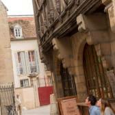 Visite du centre ville de Dijon