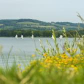 Voile sur le Lac de Panthier