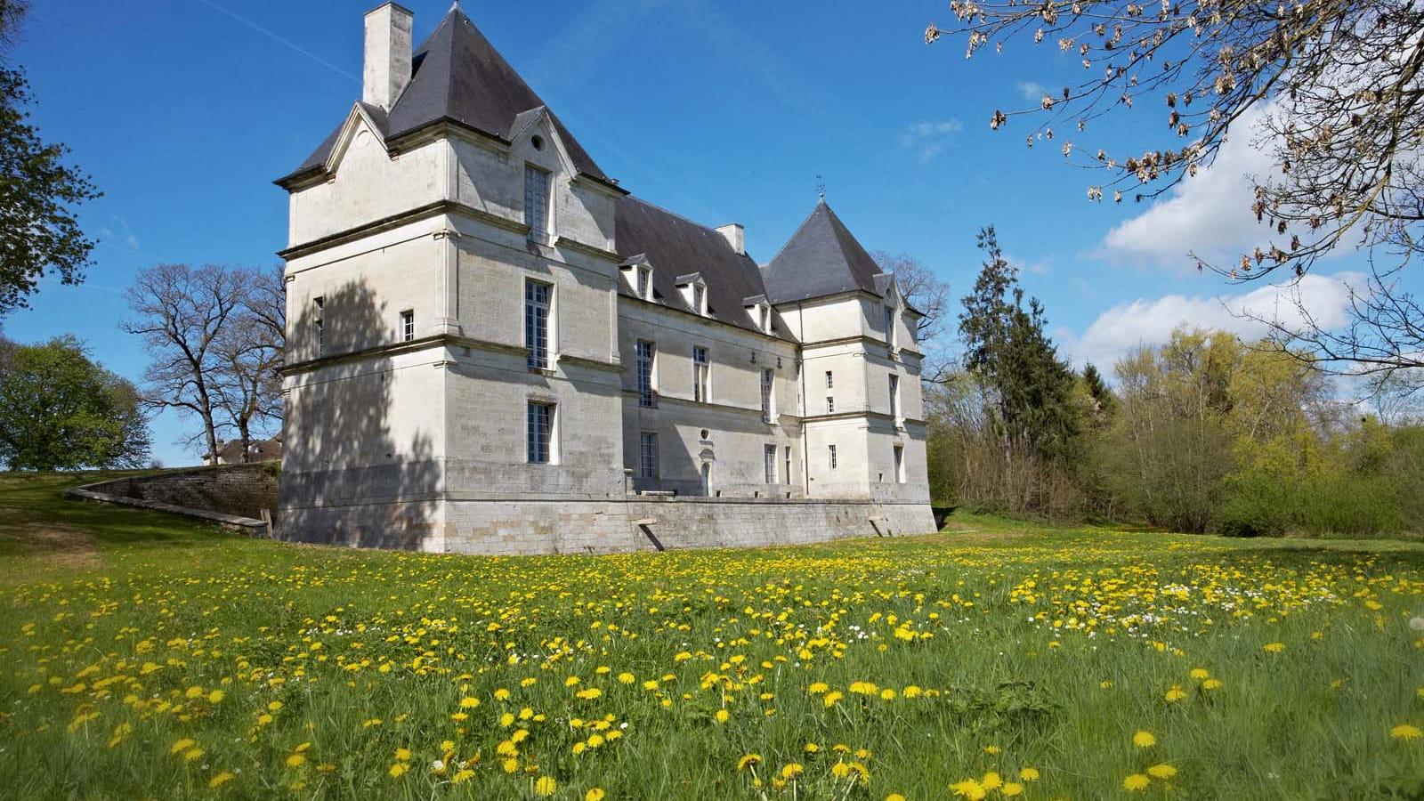 Chateau de Nuits-sur-Armençon