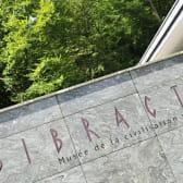 Musée Bibracte au pied du Mont Beuvray