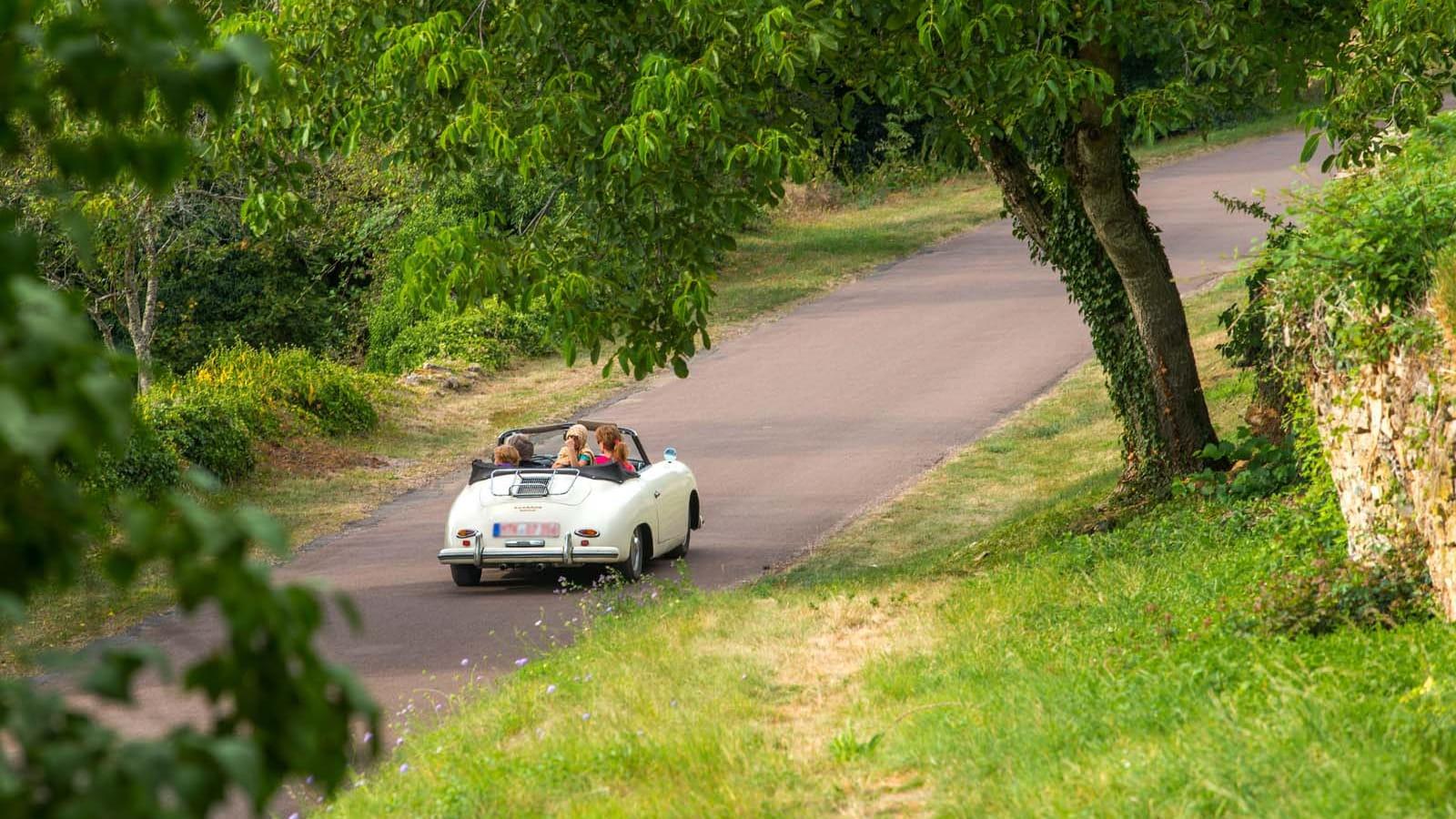 Road-trip en Bourgogne