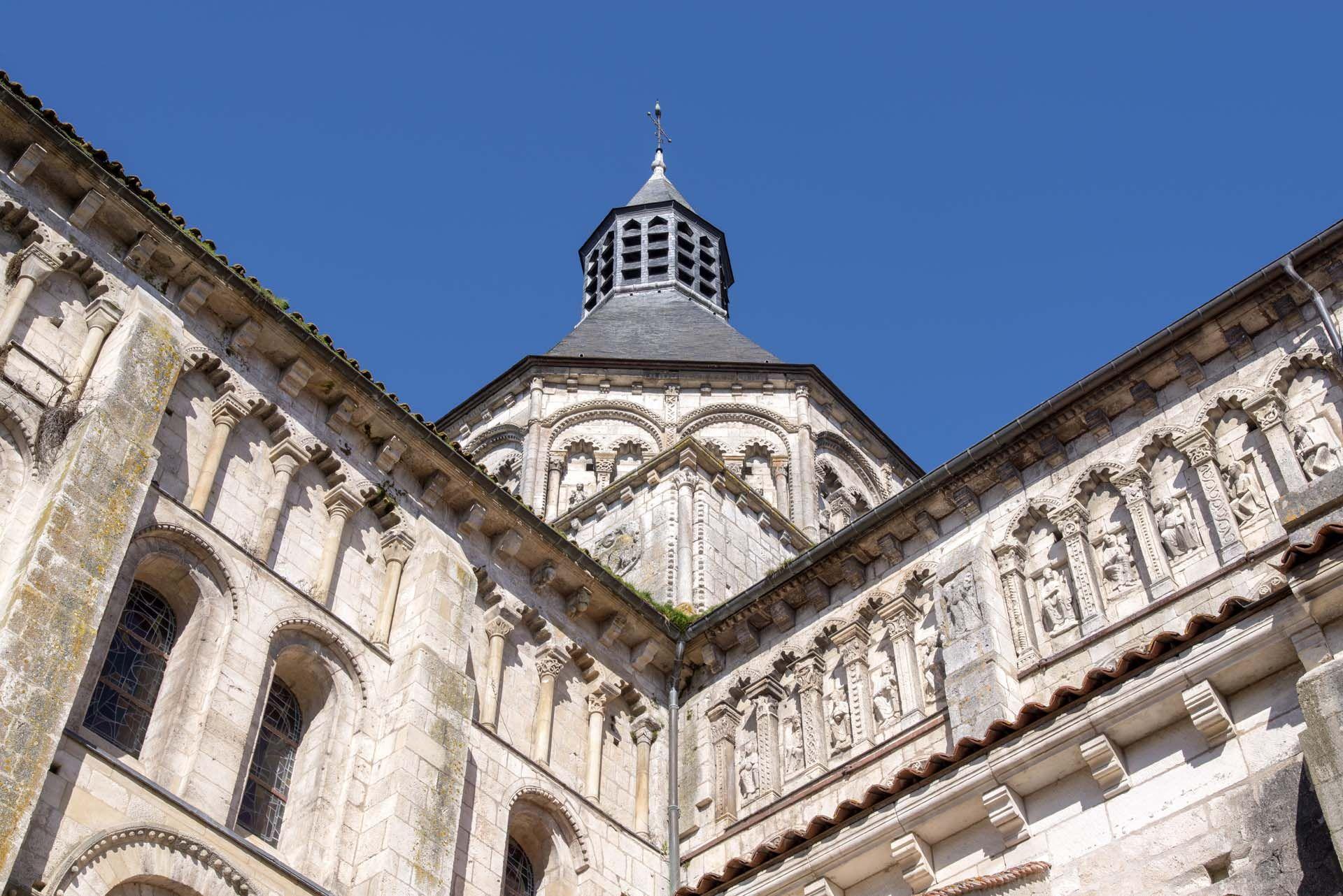 Visite du prieuré de la Charité-sur-Loire