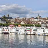 Port de plaisance de Joigny