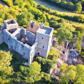 Le village médiéval de Brancion