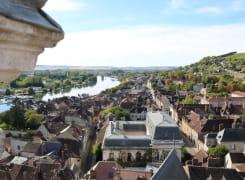 Vue sur Joigny