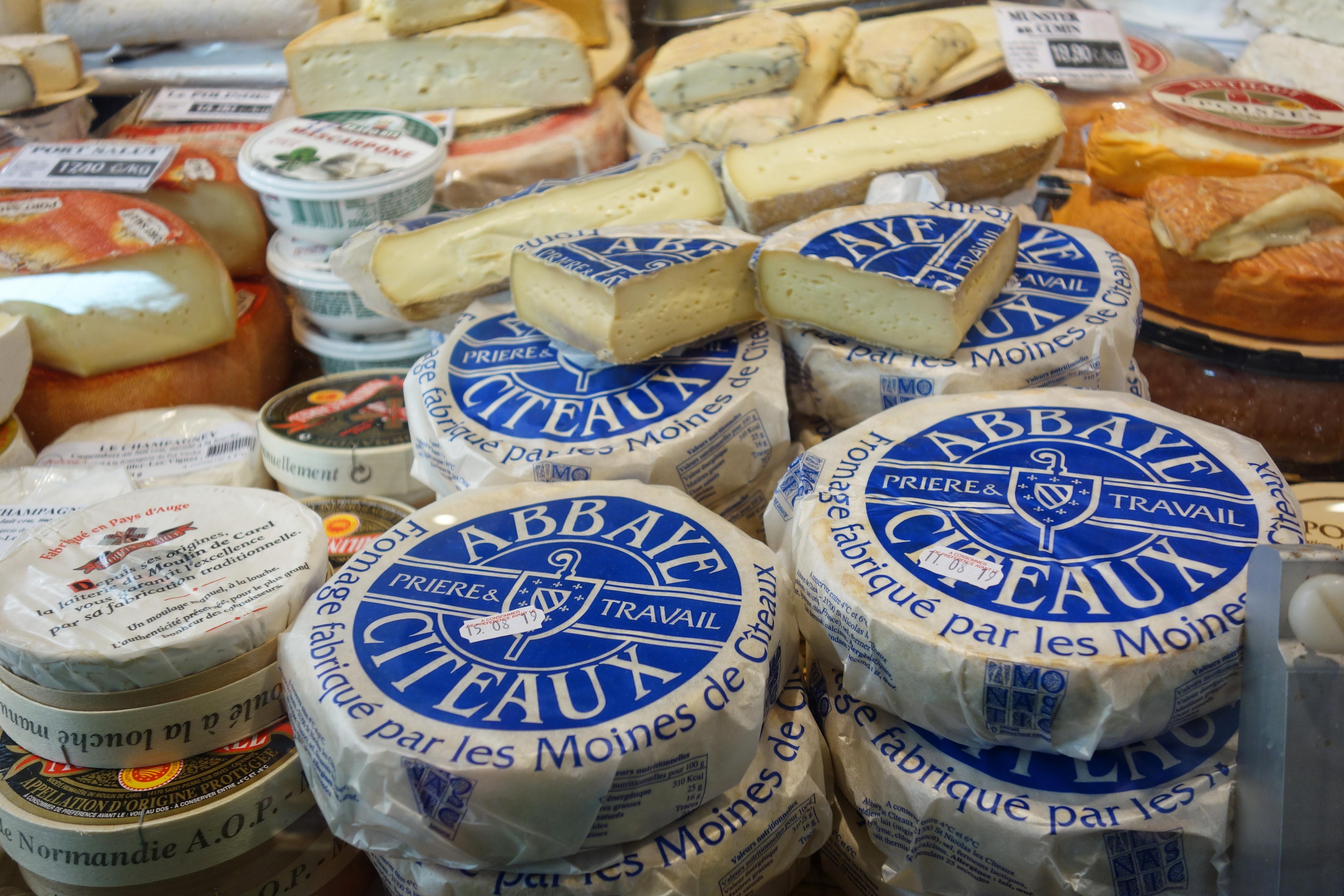 Cîteaux, le fromage monastique