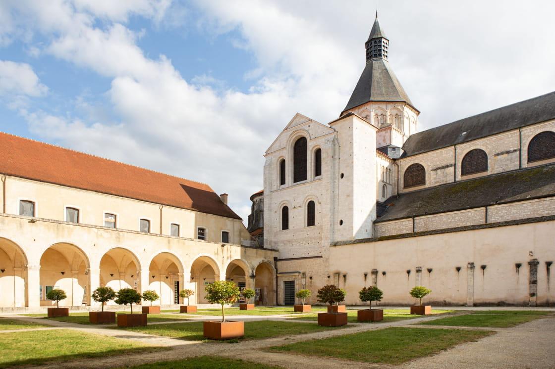 L'église prieurale de La Charité-sur-Loire