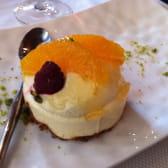 Dessert à la Poule Noire