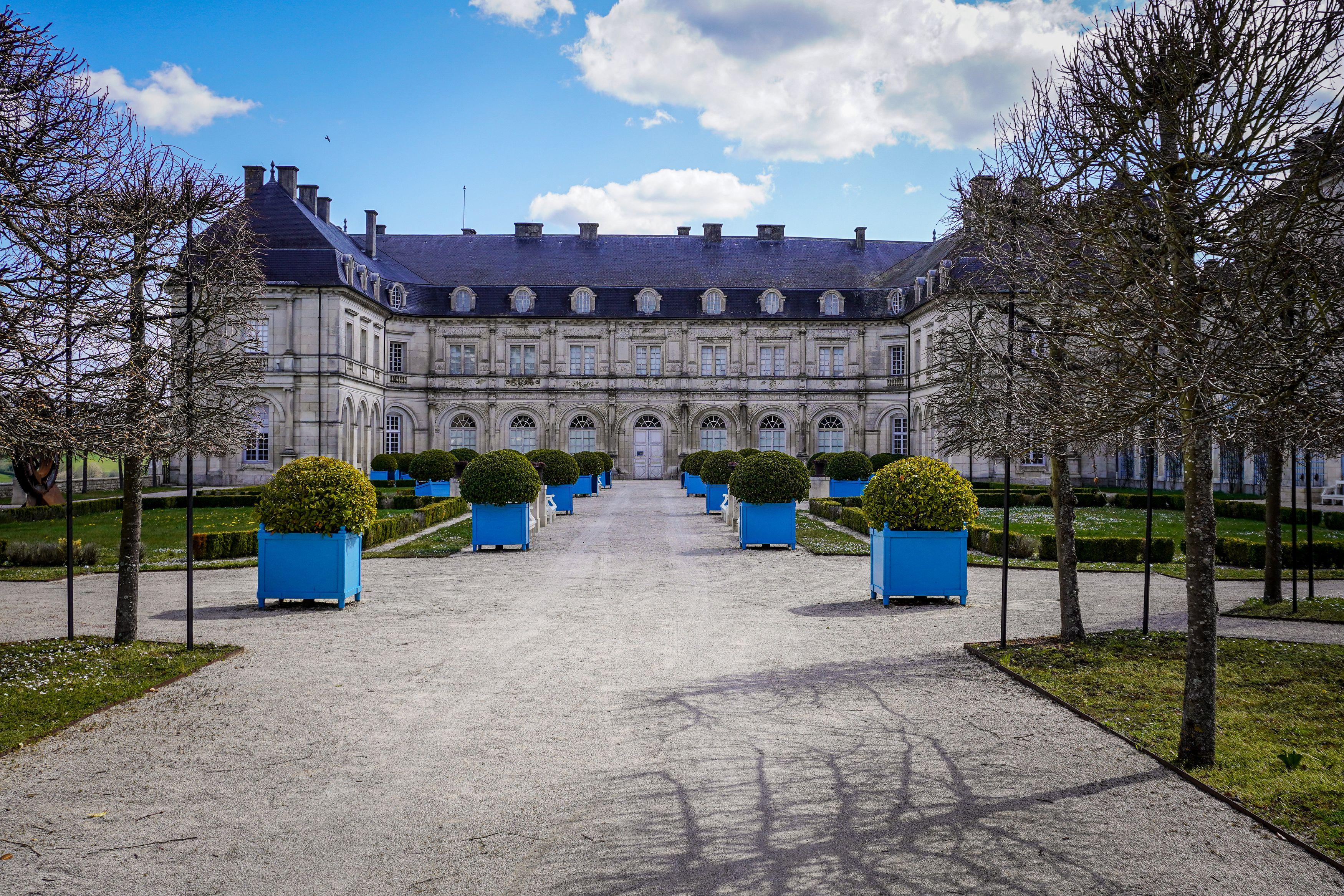 Château de Champlitte et son musée d'Arts et Traditions Populaires